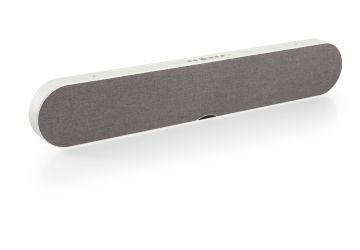 DALI Katch One Soundbar - Mountain White - Front Side