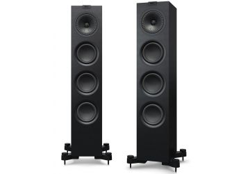 KEF Q550 Floorstanding Loudspeakers satin black