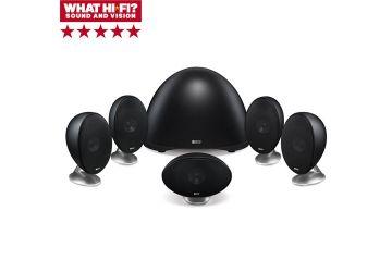 KEF E305 5.1 Surround Speaker Package - Ex Display
