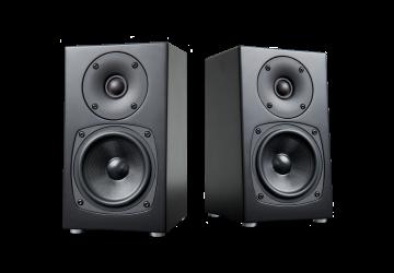 Totem KIN Mini Compact Loudspeakers - Satin black