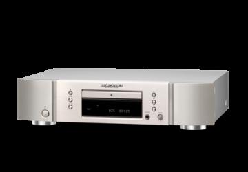 Marantz CD5005 CD Player in silver