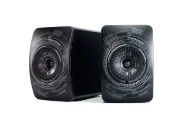 KEF LS50 Wireless Speakers (Nocturne Finish)