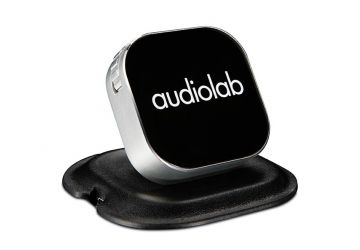 Audiolab M-DAC Nano / DAC-Headphone Amp with stand
