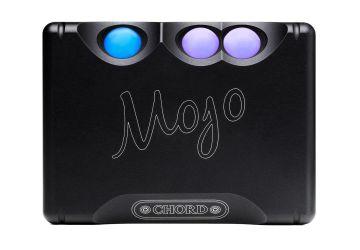 Chord Electronics Mojo - Faceplate