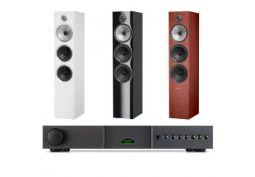 Naim NAIT XS 3 Integrated Amplifier & B&W 703 Package