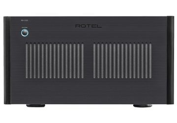 Rotel RB-1590 Stereo Power Amplifier Black