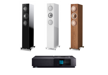 Naim Uniti Nova + KEF R5 Speaker Package