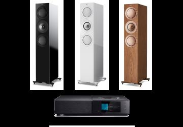 Naim Uniti Nova + KEF R7 Speaker Package