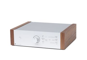 Project Phono Box DS2 USB - Silver Walnut