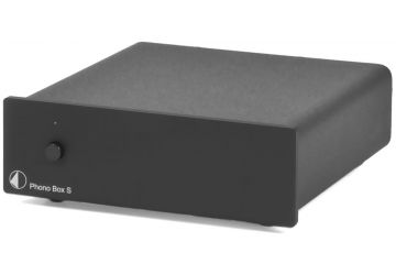Project Phono Box S in black