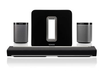 Sonos Playbar, Sub and Play:1 package