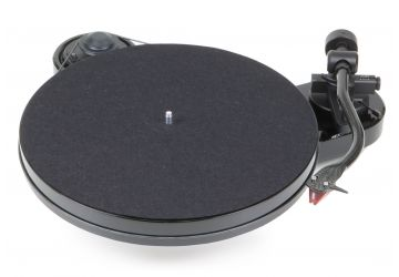 ProJect RPM 1 Carbon Turntable - Black