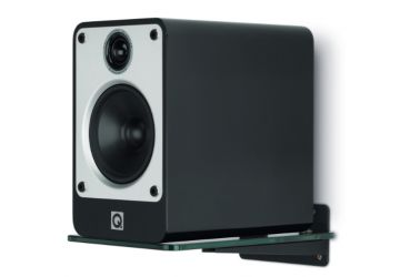 Q Acoustics Speaker Glass Wall Support