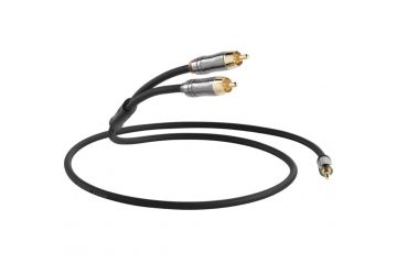 QED Performance Audio J2P Graphite Cable