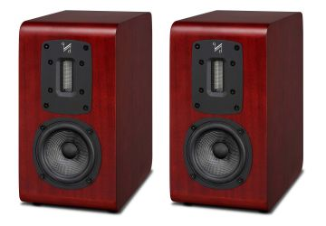 Quad S-1 Bookshelf Loudspeakers