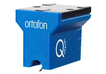 Ortofon Quintet MC Blue Cartridge angle