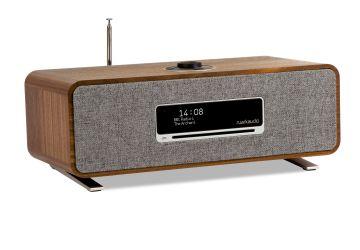 Ruark R3 Compact Music System - Walnut