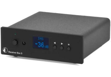 Project Receiver Box S - Black