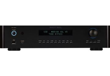 Rotel RC-1572 Preamplifier - Black