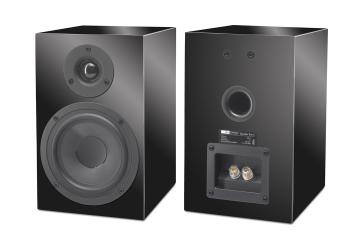 Project Speaker Box in piano black