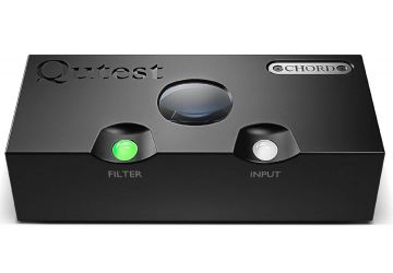 Chord Electronics Qutest DAC - Front