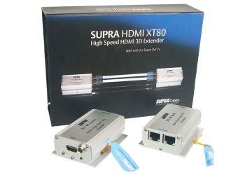 SUPRA  XT80  HDMI Extender