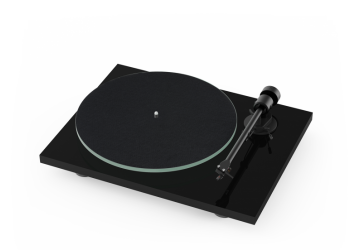 Project T1 BT Turntable - Gloss Black