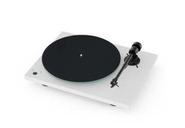 Project T1 Phono SB Turntable - Satin White