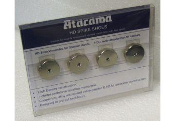 Atacama HD-S Floor Spike Shoes (Small) - Silver
