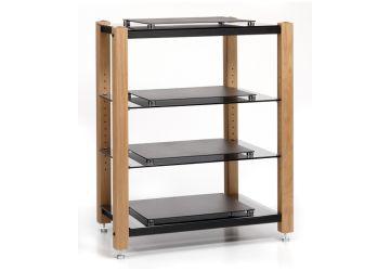 Custom Design Icon Signature Acoustic 4 Shelf HiFi Stand