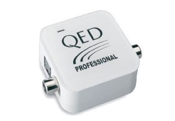 QED Professional COAx and Optical converter