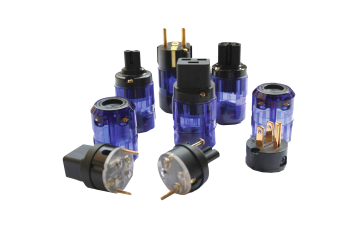 IsoTek 24ct Gold Power Connectors