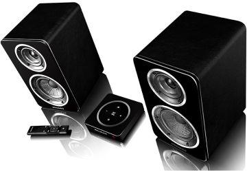 Wharfedale Diamond A1 Speakers - Black