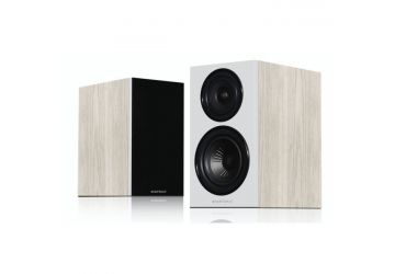 Wharfedale Diamond 12.0 Bookshelf Speakers - Light Oak