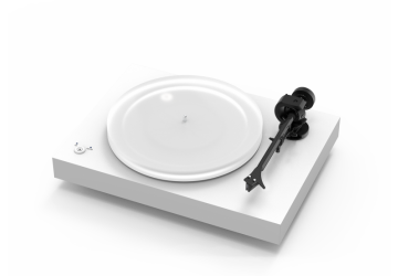 Project X2 Turntable - Satin White