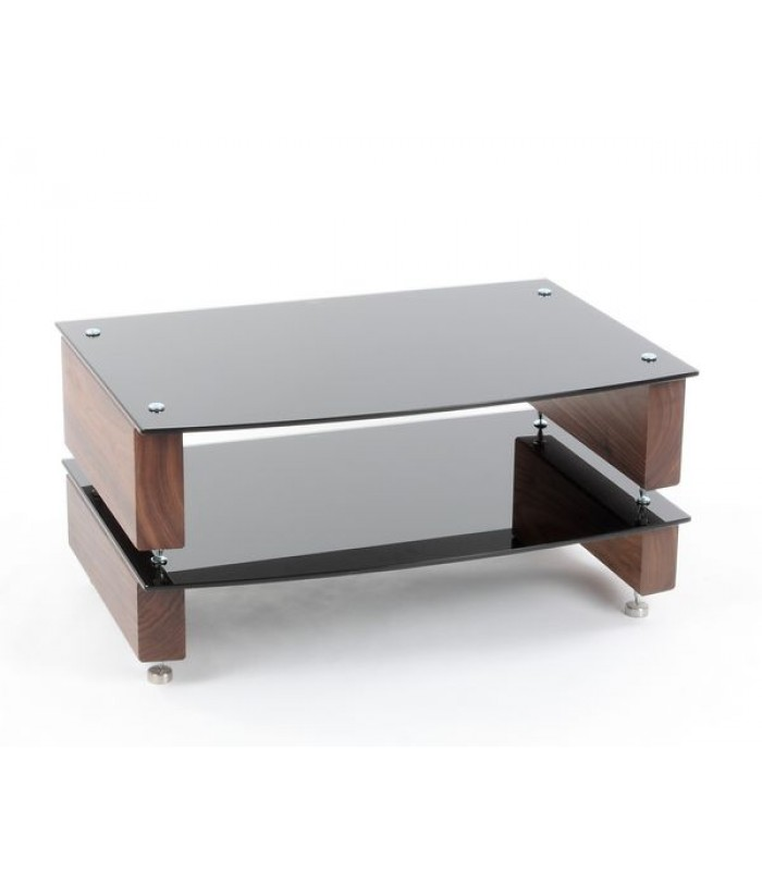 Custom Design Milan 6 Hifi Stand 2 Shelf Available From Hifi Gear