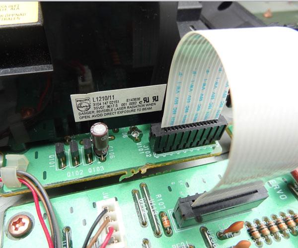 CD63 flexi-foil detail
