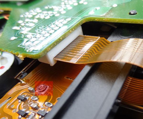 VAM1202 flexi-foil now in place