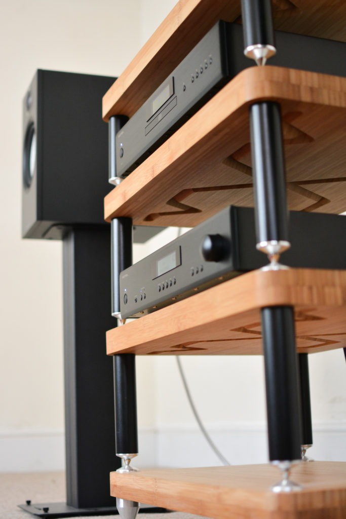 Rotel A11 & CD11 with Bowers & Wilkins 606's