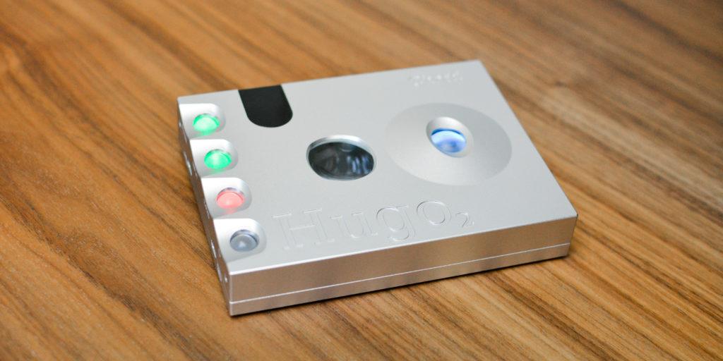 Chord Electronics Hugo 2 Headphone Amplifier and DAC